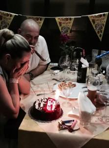 Ja çfarë surprize i bëri Big Basta Vesës për ditëlindje