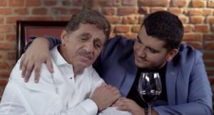 Ja fjalët prekëse të Ermalit për babain dhe të birin