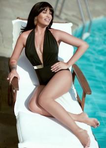 Jonida Maliqi ka stil edhe me bekini