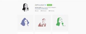 Dafina Zeqiri fshin fotot nga Instagrami