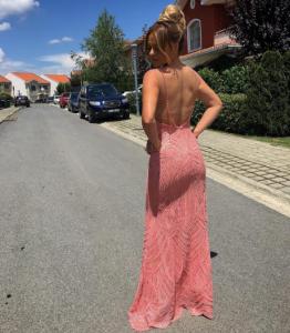 Ariana Fejzullahu në formë të shkëlqyer