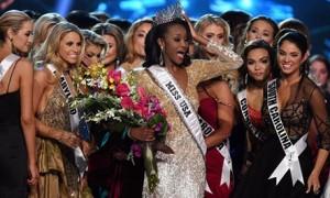 """SHBA, oficerja rezervë shpallet """"Miss USA"""""""