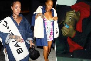 """Rihanna kapet """"mat"""" me Drake"""