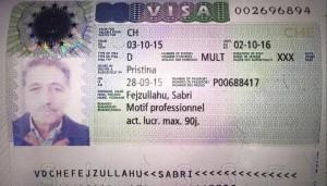 A e lejon Zvicra të këndoj Sabri Fejzullahun?