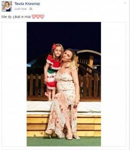 Pas fotos së Teutës me 'dy' vajzat, vjen reagimi i Bleros