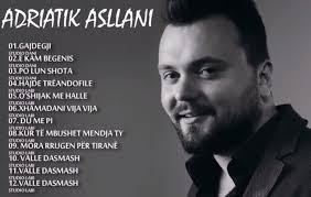 Adriatik Asllani publikon albumin 'Live'