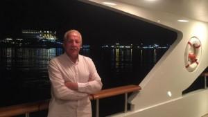 Behgjet Pacolli për pushime në bregdetin shqiptar