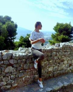 Eni Koçi viziton qytetin e saj të lindjes