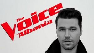 Alban Skënderaj, pjesë e panelit të 'The Voice'