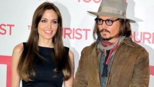 Angelina Jolie kërkon ngushëllim te Depp