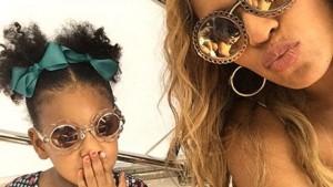 Beyonce për shoping me vajzën e saj