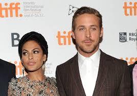 Martohen Eva Mendes dhe Ryan Gosling