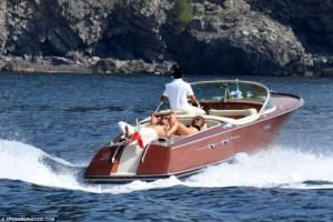 Një ditë fantastike në Positano e Mbretëreshes se pasarelave