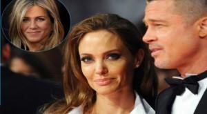 Jennifer Aniston flet për ndarjen çiftit Jolie -Pitt