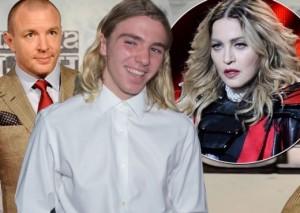 Madonna humb kujdestarinë e të birit