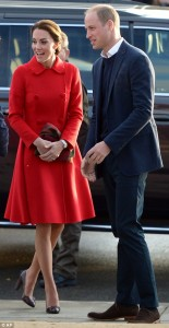 Kate Middleton lë mbresa në Kanada