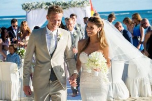 Anders Lindegaard i jep fund martesës me modelen kosovare