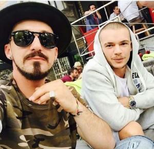 """Cozman dhe Skivi sjellinë hitin e ri  """"Maradona"""""""