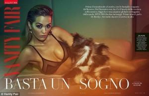 Rita Ora edhe një modele e shkëlqyer