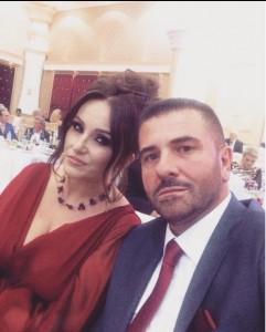 Sahide Mustafa më në fund prezanton bashkëshortin