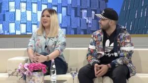 """Vesa dhe Big Basta nisin """"krushqinë"""" me Rudina Magjistarin"""
