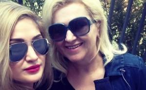 Shyhrete Behluli po sjell duet me vajzën e saj