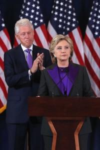 Çka nënkupton veshja e Hillary Clinton pas humbjes?