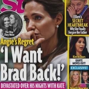 Pendohet Angelina, kërkon të pajtohet me Brad Pitt