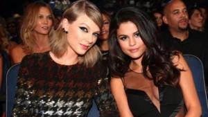 Sherr mes Selena Gomez dhe Taylor Swift