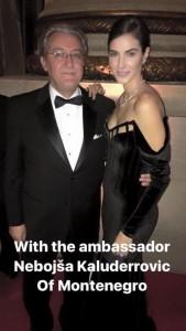 Emina Cunmulaj e ftuara e Trump-it mbrëmë në Shtëpinë e Bardhë