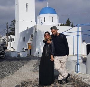 Këta janë fëmijët dhe gruaja e Alaudin Hamitit