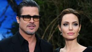 Divorci u kushton Angelina Jolie dhe Brad Pitt