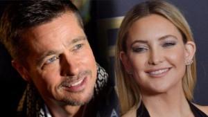 Brad Pitt harron Jolien, pritet të bëhet baba me Kate Hudson