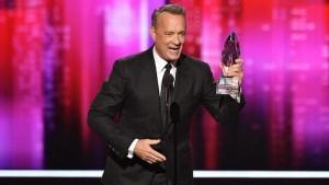 """""""People's choice"""", Tom Hanks shpallet aktori më i mirë"""