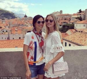 Ivanka Trump, shkon për pushime me të dashurën e Vladimir Putinit?