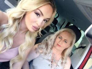 Kaq seksi duket nëna e Adelina Berishës