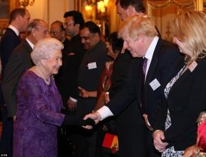 Mbretëresha dhe Dukesha me paraqitje të përbashkët