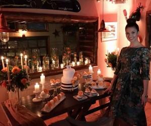 Brenda festës private të ditëlindjes së Agnesa Vuthajt!
