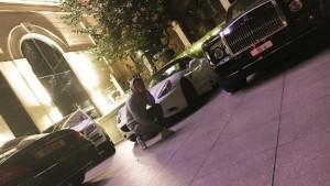 Noizy në klipin e ri me vetura 1.5 milion euroshe
