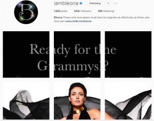 """Bleona Qereti në """"Grammy Awards""""?!"""
