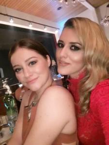 Çka i lidhë bashkë dy këngëtaret shqiptare