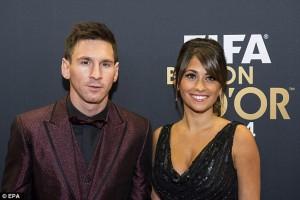 Lionel Messi nuk e fton në dasëm Pique-n