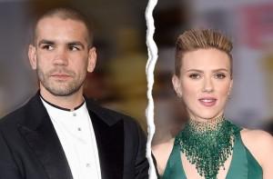 Scarlett Johansson po divorcohet