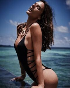 Alessandra Ambrosio vjen me poza seksi