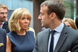 Njihuni me zonjën e parë të Francës