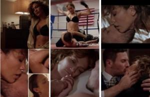 Jennifer Lopez në skena të nxehta …